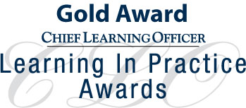 Gold Medal Winners CLO Learning in Practice Award
