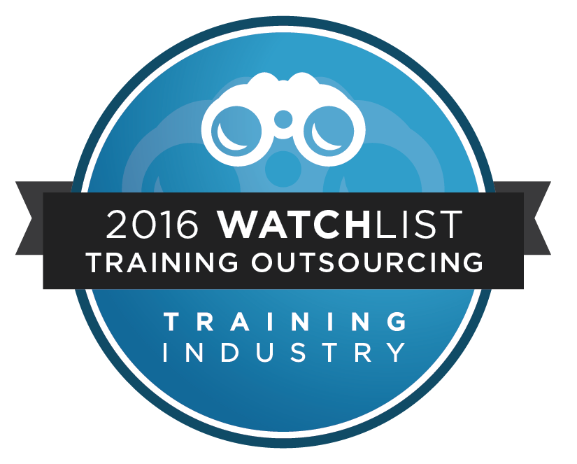 Training Industry Outsourcing Companies Watch List 2016