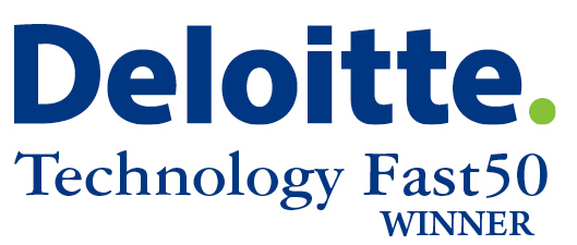 First Place Deloitte Technology Fast 50